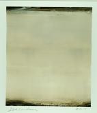 """Untitled (White Square)"", 2014, oil on Yupo, 8 x 7"""