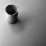 """White Cup 000b"", 2015, archival inkjet print, ed. 1 of 3, 6 x 6"""