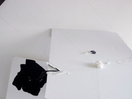 "Ellen Garvens, ""Drapery Cord"", 2016, inkjet print on paper, 15 x 10"" or 18 x 24"""