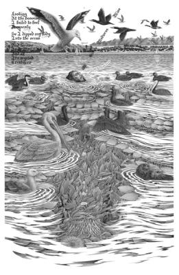 eric_beltzwhen_jesus_swims_he_becomes_the_ocean_2015_graphite_on_bristol_39_x_29_web